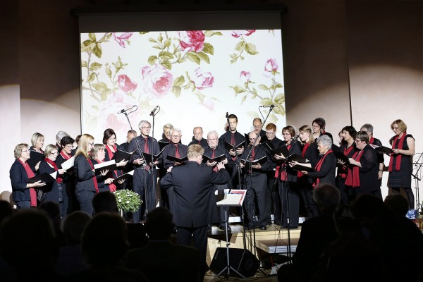 Konzert im Mai der Chorgemeinschaft Urloffen