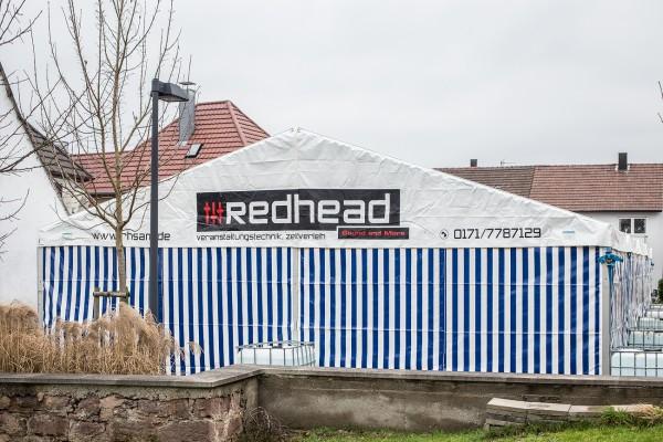 Redhead Zelt